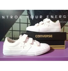 Converse kids Star White
